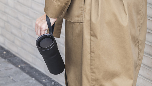<p>High-quality thermo cups with a double-walled thermo effect that keeps your coffee or tea warm when you are on the go.</p>