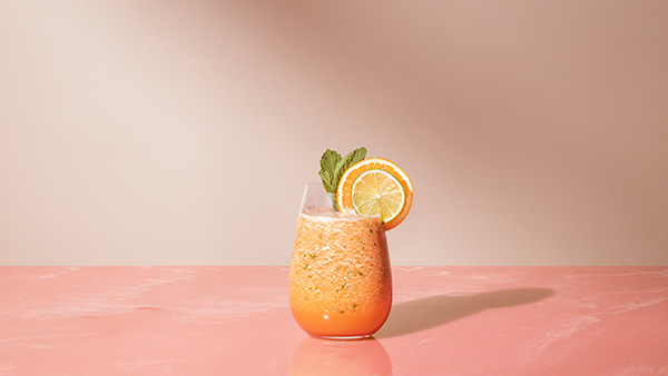 <p>Enjoy a refreshingly cool homemade drink and serve in elegant glasses. See the recipe for Cantaloupe cooler.</p>