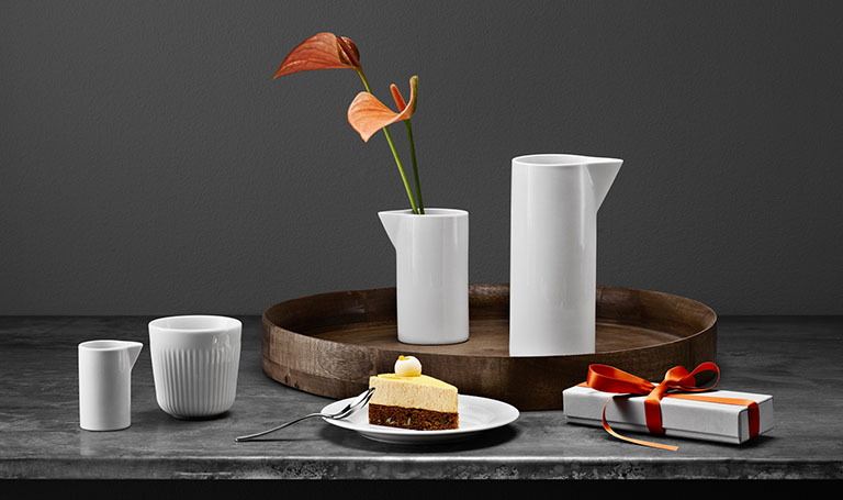 <p>Relaunch of a classic piece of elegant Legio tableware.</p>