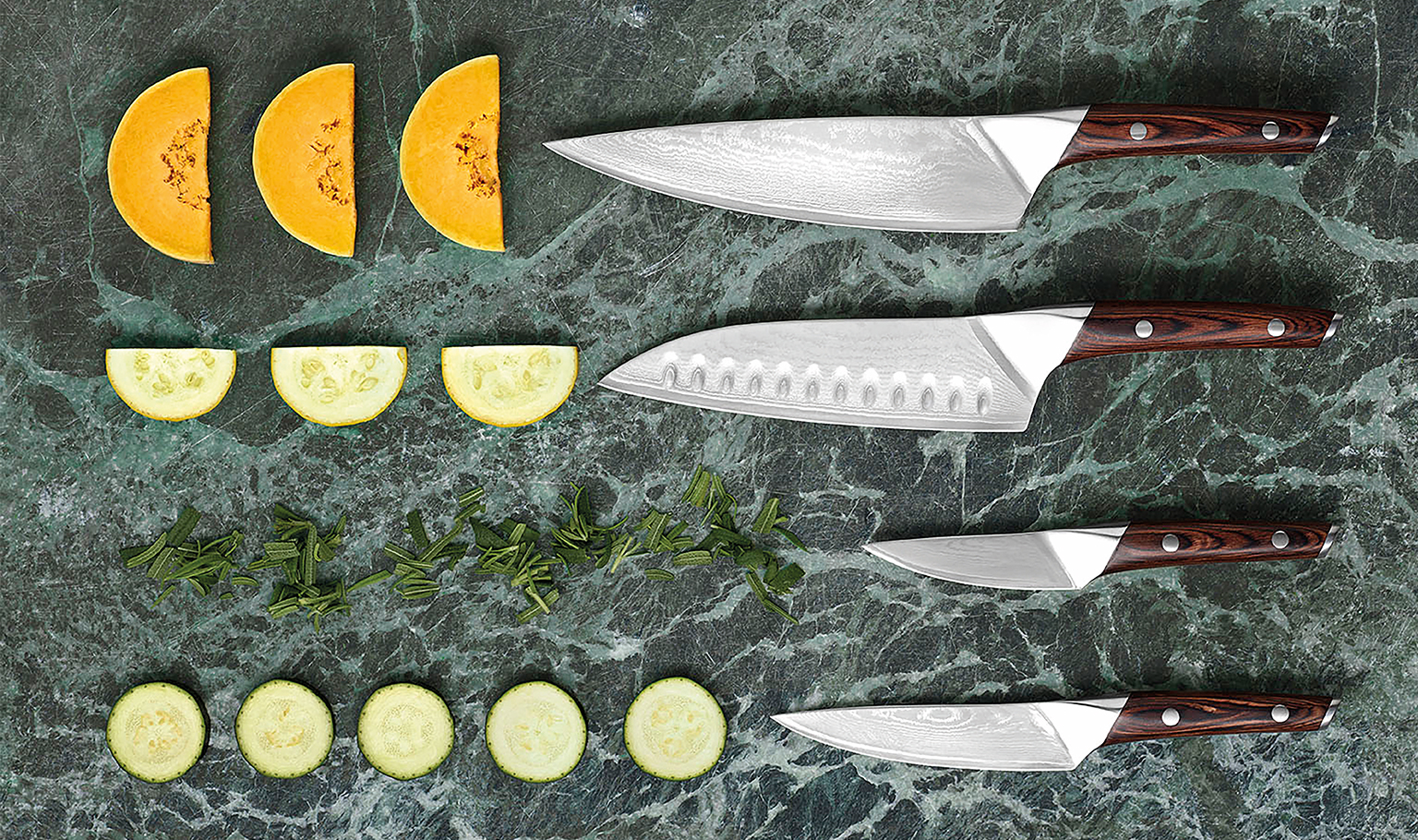<p>The ultimate knife collection for your kitchen</p>