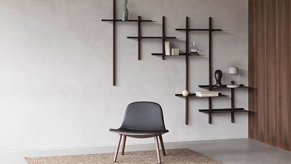 <p><span>Smile is an elegant shelving system that is both flexible and simple, and which enables you to put your favourite possession on display.</span></p>